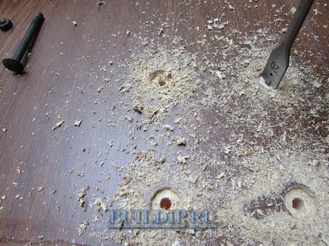 Тиски для столярного верстака