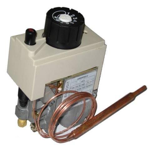 Блок автоматики газового котла с пьезорозжигом.