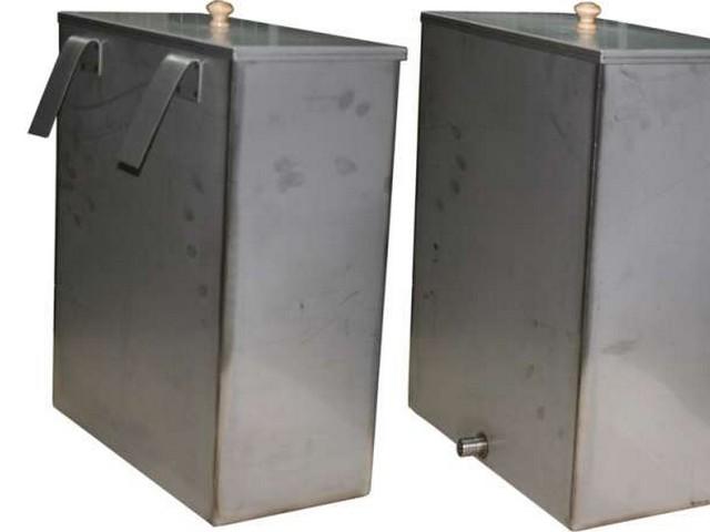 Расширительный бак для системы отопления подбор  установка бачка открытого и закрытого типов