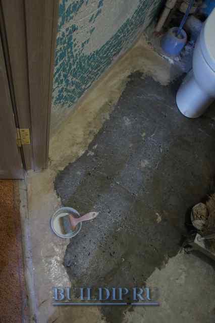 Устройство теплых полов электрических под плитку